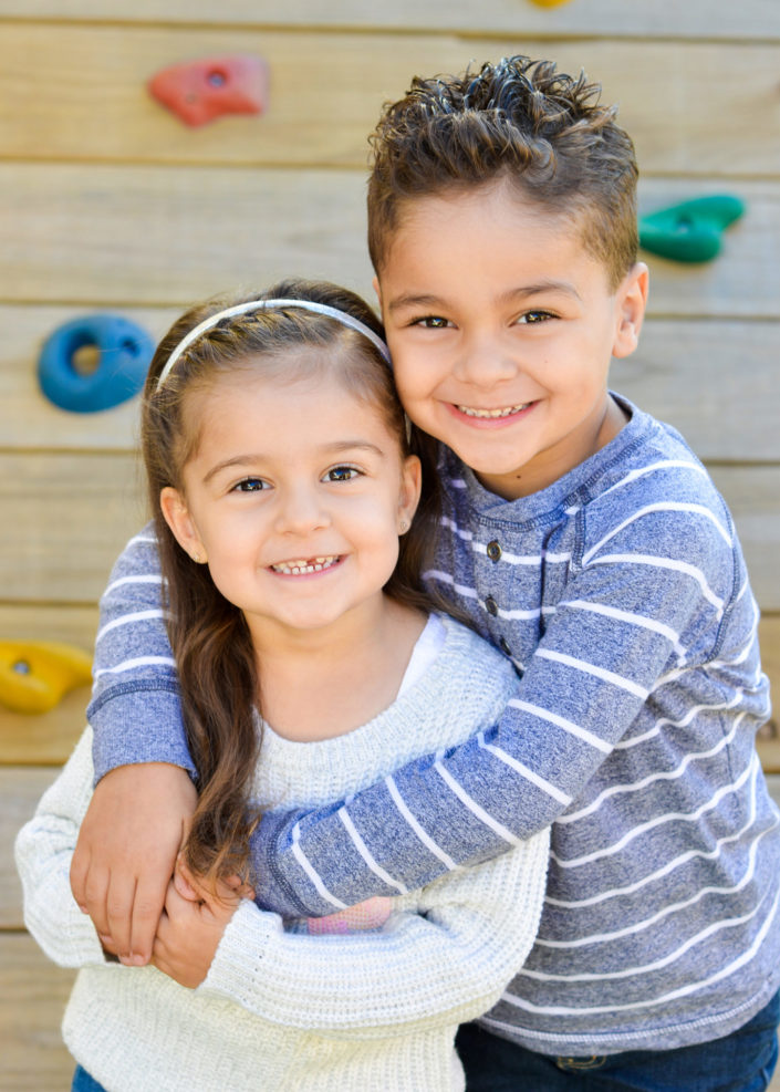 Preschool sibling photos by FP Photography Sydney