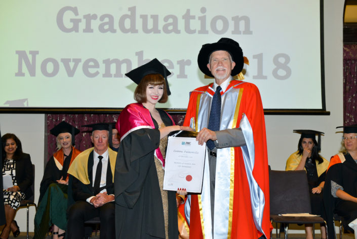 Certificate, Graduation Photography Sydney by FP Photography
