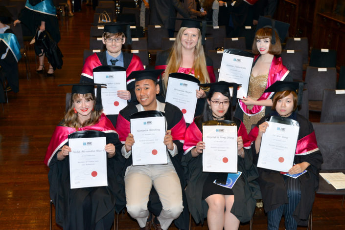 Graduating Group photo, Graduation Photography Sydney by FP Photography