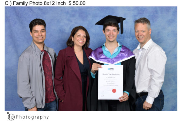 Graduation Photography Packages by FP Photography Sydney