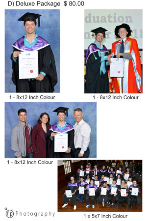 Graduation Photography Packages by FP Photography Sydmey